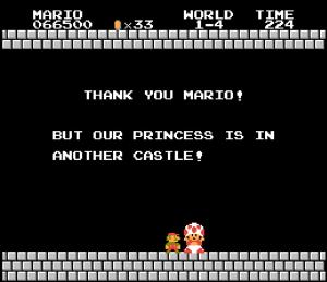 who said i was lookin for a princess, rawr!