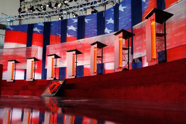 Debate Floor