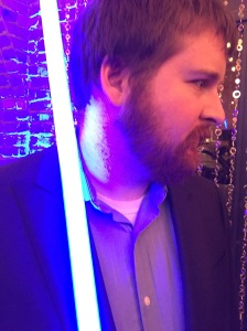 always open lightsaber means carrying around 4 feet of prop all night